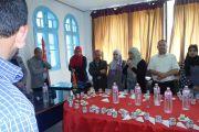 célébration de la Journée internationale des personnes âgées, la municipalité d'EAlia